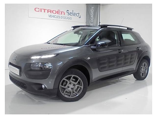 Left hand drive CITROEN C4 CACTUS 1.6 E-HDI 92 FEEL MSQ6 5P Spanish Registered